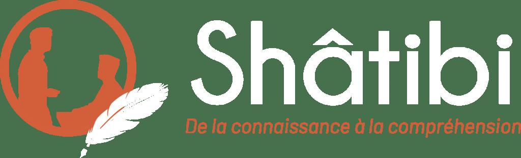 Logo blanc Shâtibi